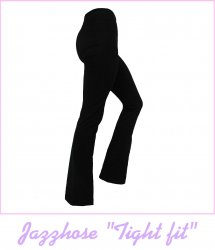 """Fame"" Jazzpants Lycra Dancer Dancewear"