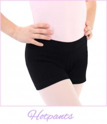Hotpants von Dancer Dancewear
